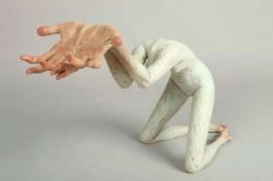 "Choi Xooang, ""Emociones Humanas"", Realismo escultural"