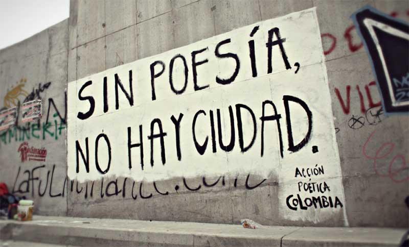 Accion Poética. Colombia.