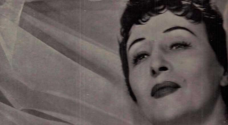 Berta Singerman.