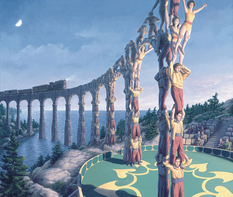 Rob Gonsalves.