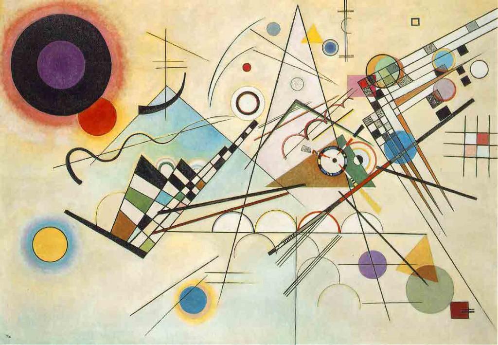 "Kandinsky. ""Composicion VII"""