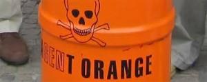 Agente naranja muerte