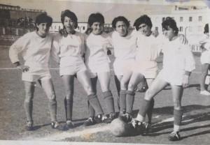 Foto 2 La Nación, plantel que viajó a México en 1971