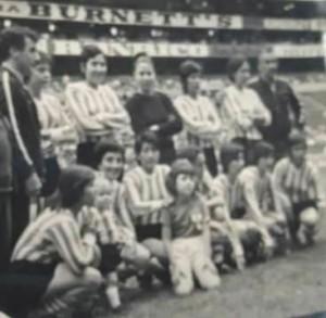 Foto 3 facebook, Pioneras del Fútbol