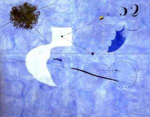 Siesta, Joan Miró