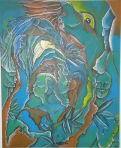 Madre selva - Alfonso Cuenca- Huerta