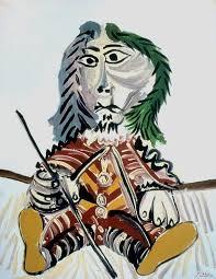 Ausencia Foto 4- Pablo Picasso Enanao
