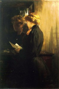 Beckwith James Carroll - The Letter