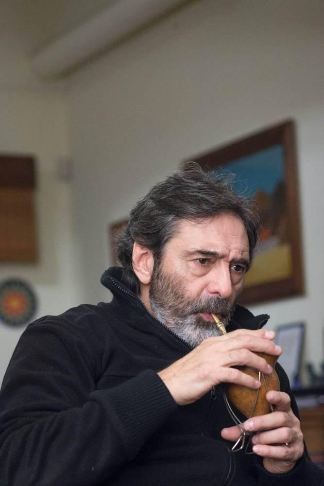 Claudio Gallardou. Fotografía: DIego Grispo.