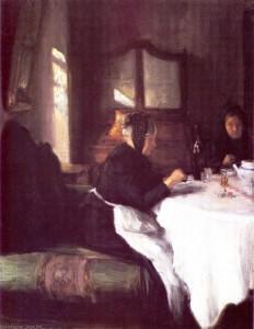 Istvan Reti - Old women
