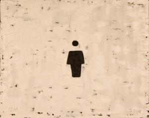 Blanco-y-Negro- Pintura de Javier Manrique