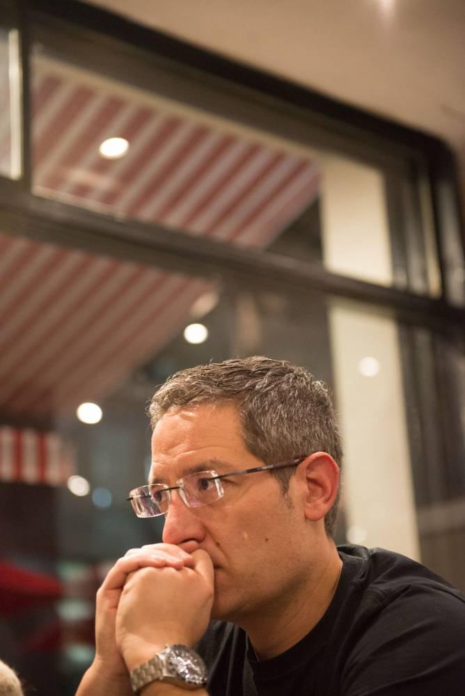 Tomás Méndez. Fotografía: Diego Grispo.