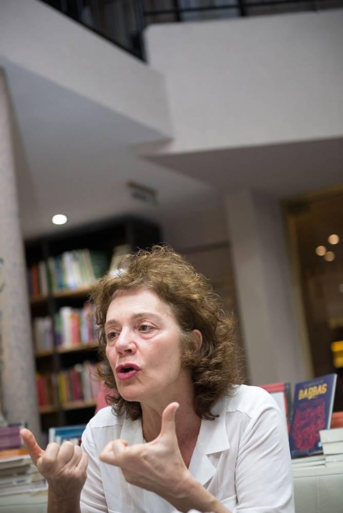 María Onetto. Fotografía: Diego Grispo.