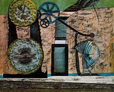 Max Ernst.