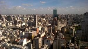ciudad horizonte. HAP