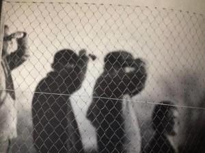 Imagen de Fernando Moran, extraida del libro Cenizas. (cuentos de fútbol uruguayo)