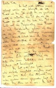 Carta a su padre Kafka