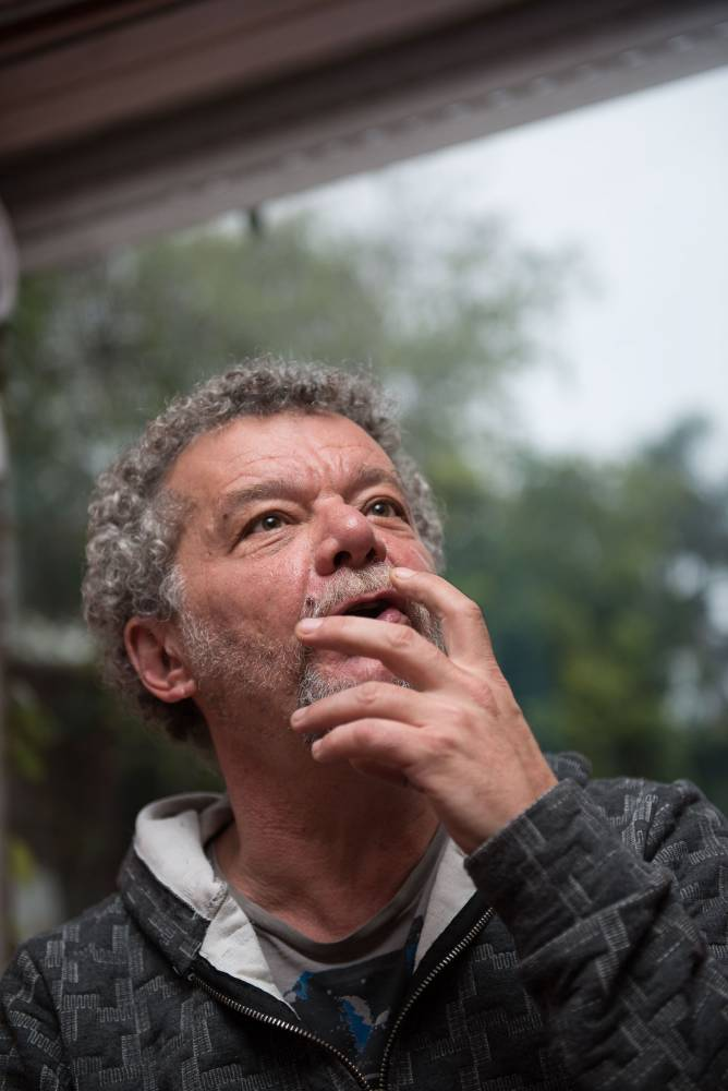 Sergio Lobo. Fotografía: Diego Grispo.