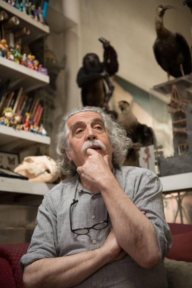 Daniel Santoro. Fotografía: Diego Grispo.