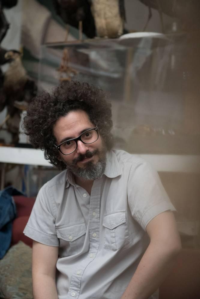 Julián Fava. Fotografía: Diego Grispo.