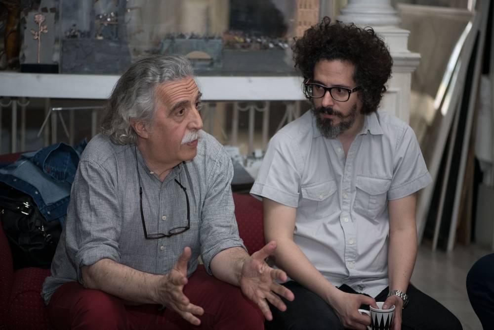 Daniel Santoro y  Julián Fava Fotografía: Diego Grispo.