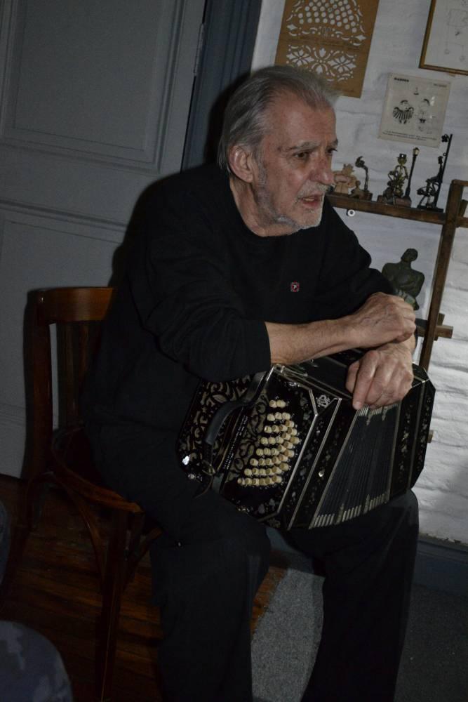 Rodolfo Mederos. Fotografía: Ana Blayer.
