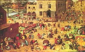 Pieter Brueguel - Juegos de niños