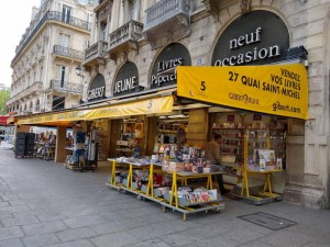 Librería Gibert Jeune - París