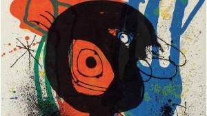 """""""Sobreteixims"""" de Joan Miró"""