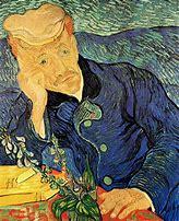 """""""Dr Paul Gachet"""" de Vincent Van Gogh"""