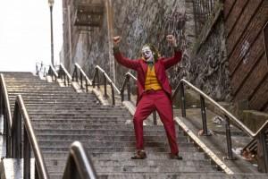 joker en la escalera
