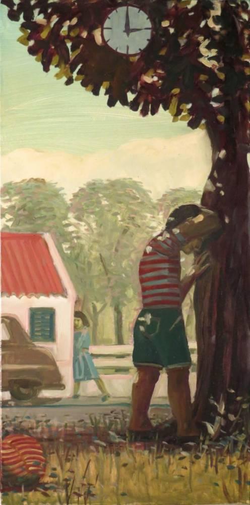 """Daniel Santoro. """"Libro de  las horas""""."""