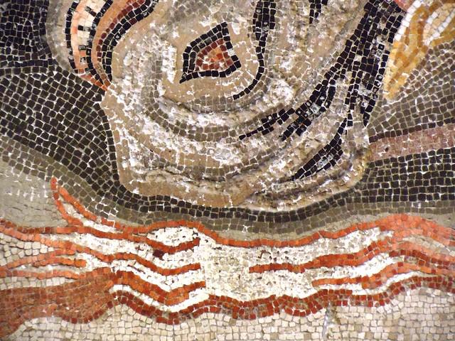 Mosaico de la batalla de Issos.