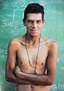 """Carlos Duarte """" Los tatuajes me los hice encerrado, ahora capaz que me hago al Gauchito Gil y los santos en la cara (*)"""