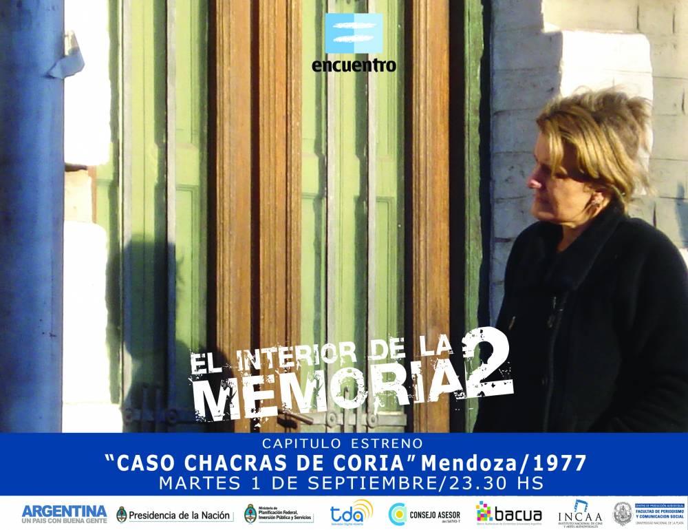 FLYER CHICO MENDOZA 11 ESTRENO ENCUENTRO