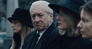 el irlandes funeral