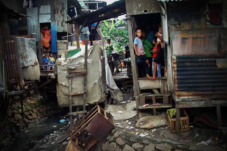 favelas y niñxs