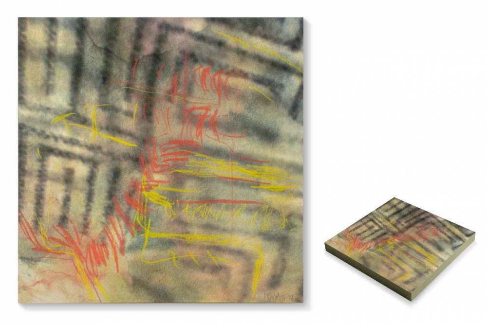 """Mabel Rubli. """"Escrituras IV"""", 2008. Fotografía: Julieta Steimberg."""