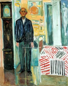 Nota confianza- Foto 7 Entre el reloj y la cama Edvard Munch