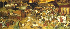 Nota confianza foto 2. El infierno de las celebridades Pieter Brueghel