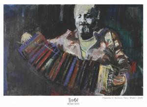 Piazzolla II, Enrique Llorens