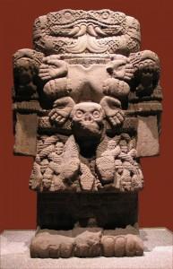Coatlicue - Museo de Antropología