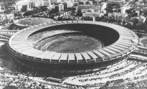 Estadio Maracaná, 1950