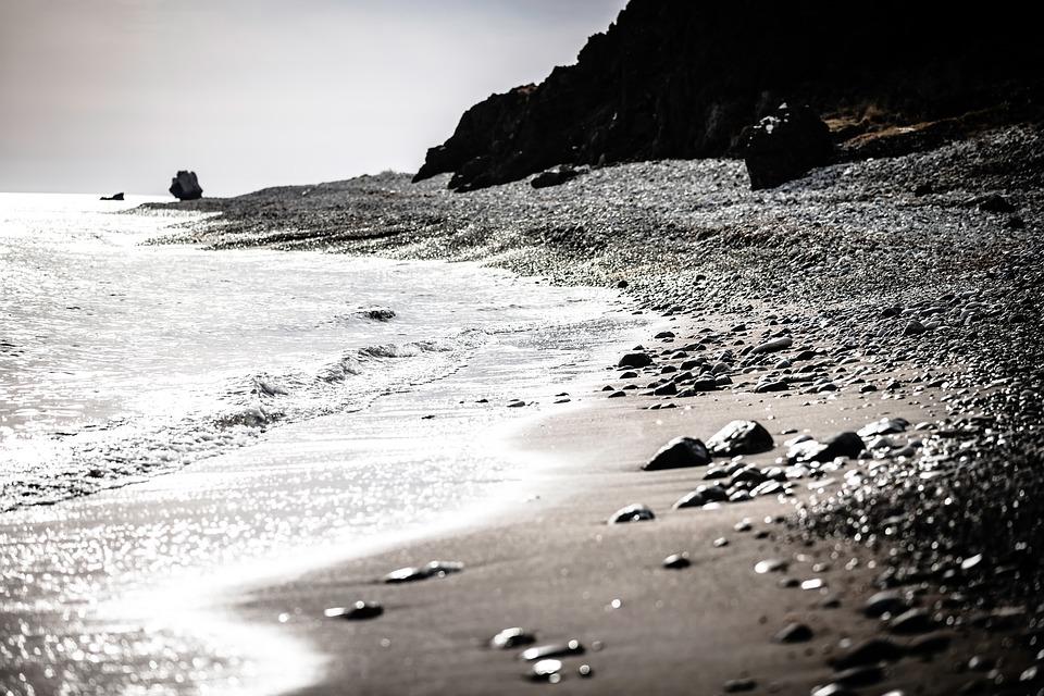 Mer Paysage, Marin Caillou