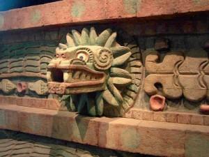 Quetzalcóatl - Museo de Antropología