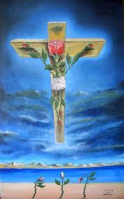 estela1, el cano, el cristo de las rosas