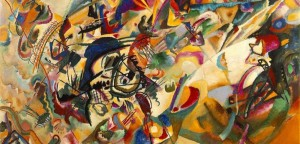 Wassily Kandinsky, Composition VII
