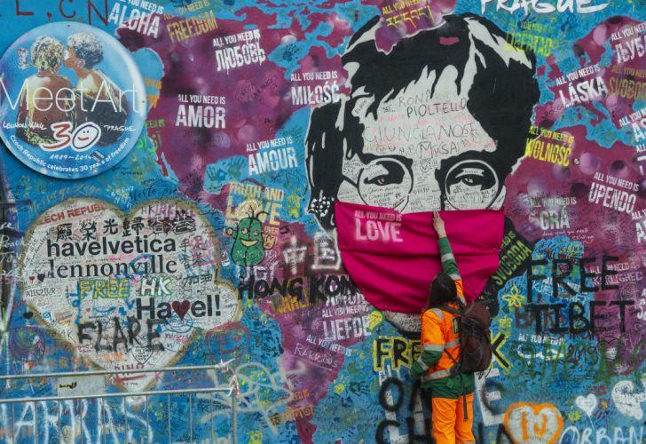 Arte urbano, grafitis