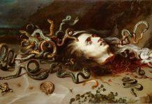 La caneza de meduzza de Peter Paul Rubens