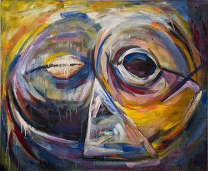 Máscara de Ifanzu Lakeve
